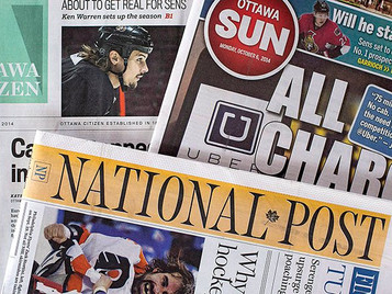 World Press Freedom: Canada has Worst Media Concentration out of 28 Developed Nations