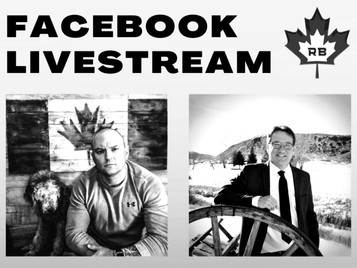 Wednesday Night Live feed with host Rob Boutilier and guest  Alberta MLA Drew Barnes