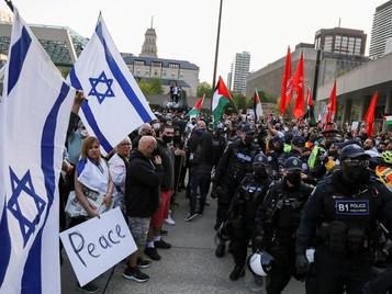 Fighting Anti-Semitism in Canada Amid Israeli-Palestinian Conflict