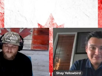 A Conversation with Rob Boutilier and Alberta Cree Nation Councillor Shay Yellowbird