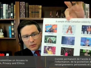 Trudeau's WE Scandal engulfing & spreading to the US Media
