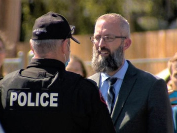 Pastor Tim Stephens arrested illegally again