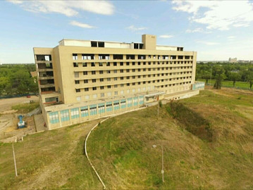 Scanning for burial site is set to happen at the Charles Camsell Building in Edmonton
