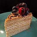 Classical Honey Cake