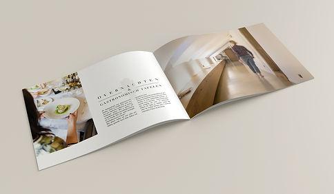 La Feuille d'Or - B2B brochure