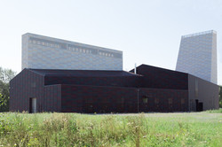 Bâtiment ECCO, LUX- GASPERICH