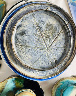 nature inspired dining ware