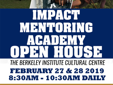 Impact Mentoring Academy To Host Open House