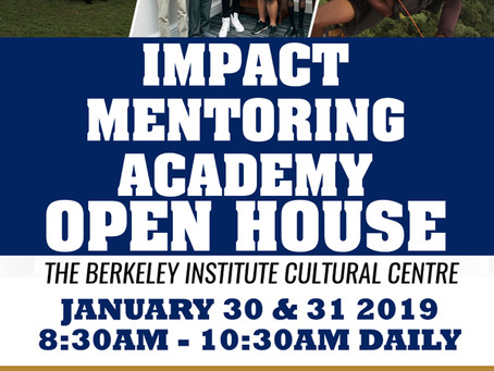 Impact Mentoring to Host Open Houses