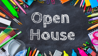 Open House - March 26, 2020