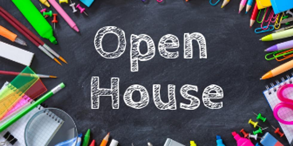 Open House - February 26, 2020