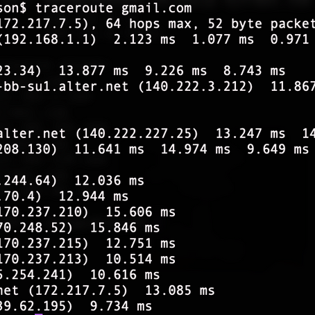 Traceroute - Understanding Networks