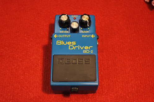 Boss Blues Drive BD-2