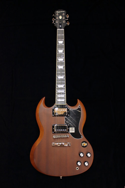 Epiphone SG 400 Worn Brown
