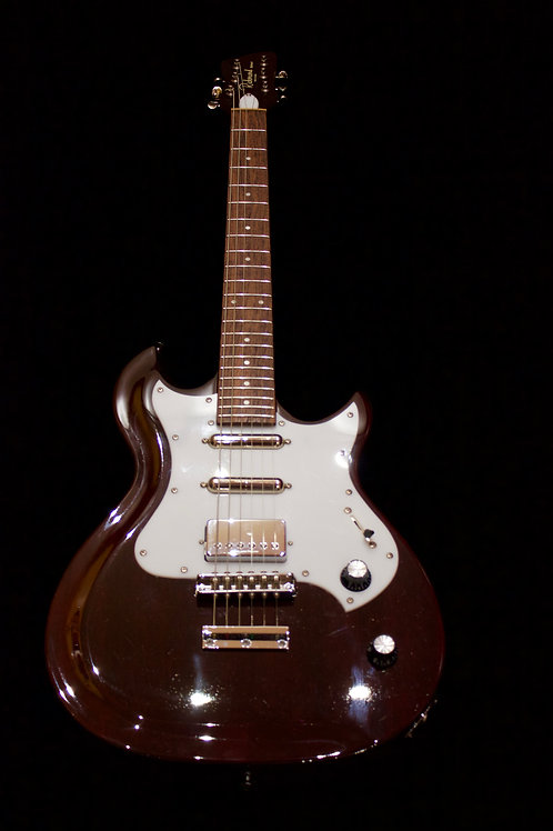 Godin Richmond Belmont Burgundy