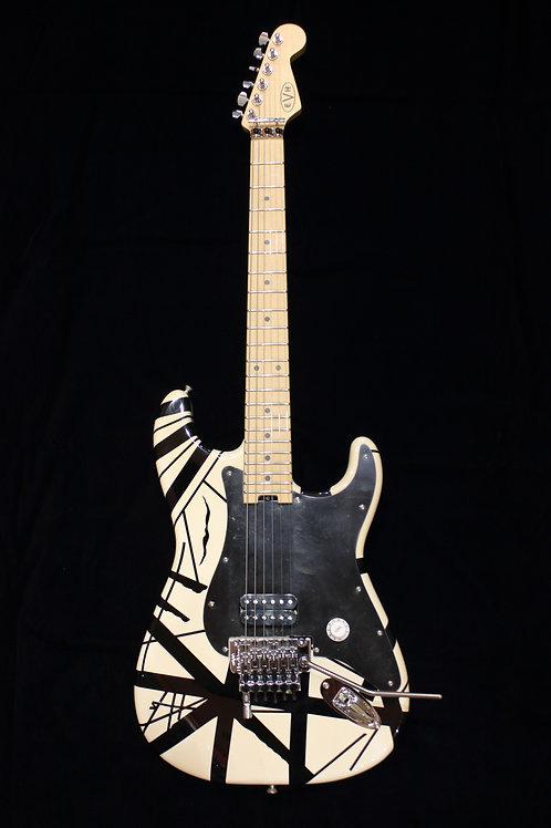 Fender EVH White Stripes