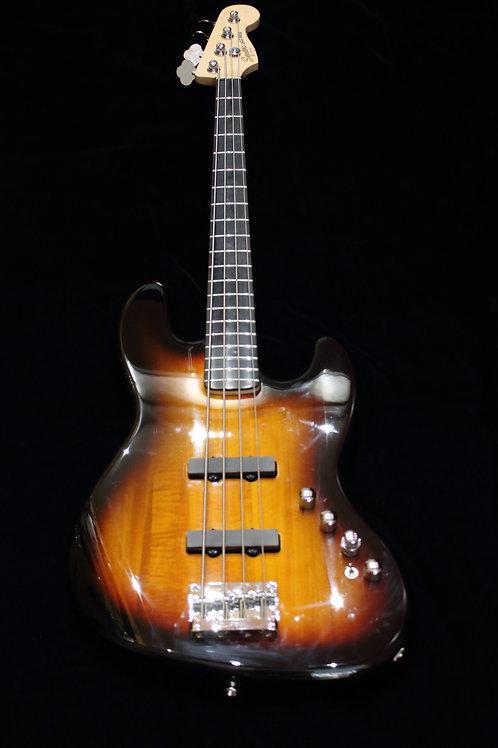 Squier Deluxe Jazzbass IV
