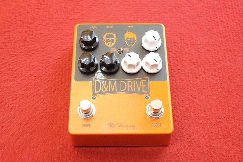 Robert Keeley D&M Drive