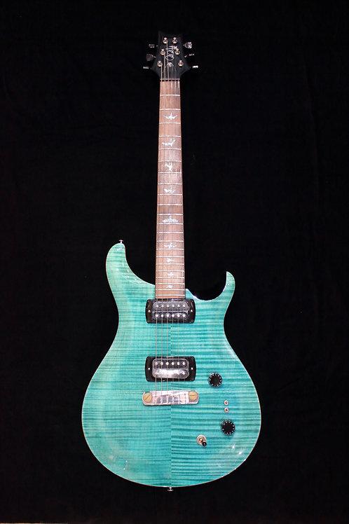 PRS SE Paul's Guitar Aqua Blue