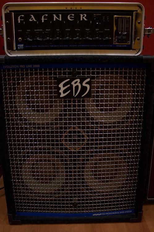 EBS Fafner y EBS Evolution Proline 2000