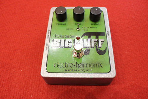 Electro-Harmonix  Big Muff Pi Bass