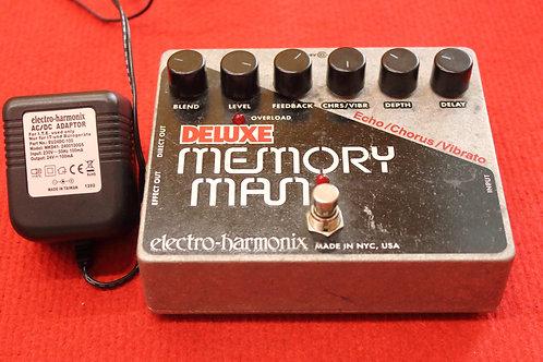 EHX Memory Man Deluxe Analog Delay/Chorus/Vibrato