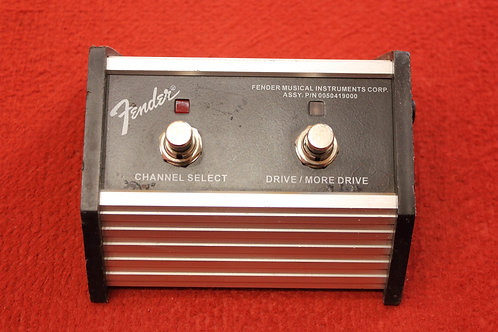 Fender Footswitch/Pedal 2 botones