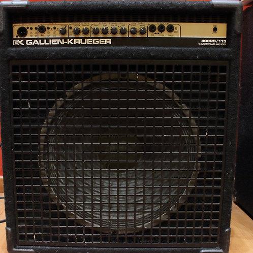 Gallien-Krueger 400RB/115