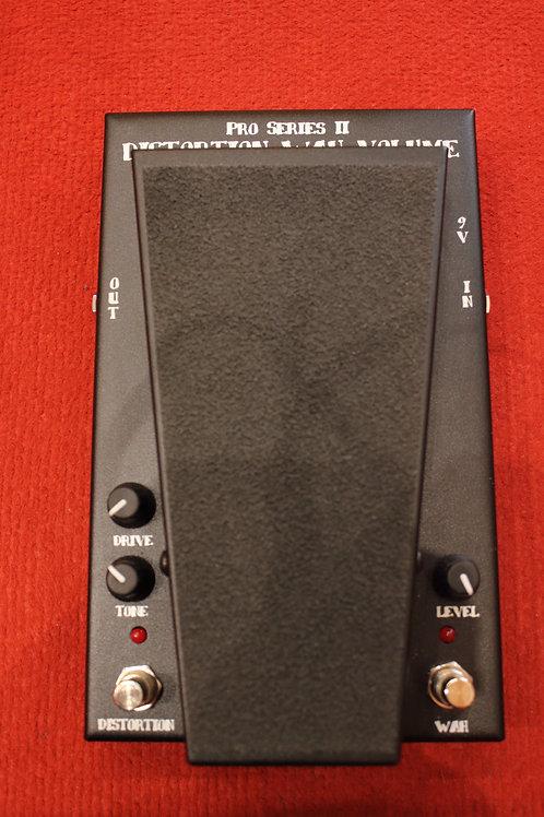 Morley Distortion Wah Volume Pro Series II