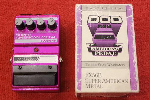 DOD Super American Metal FX56-B