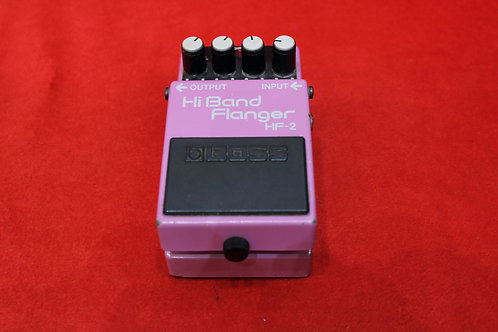 Boss Hi Band Flanger HF-2