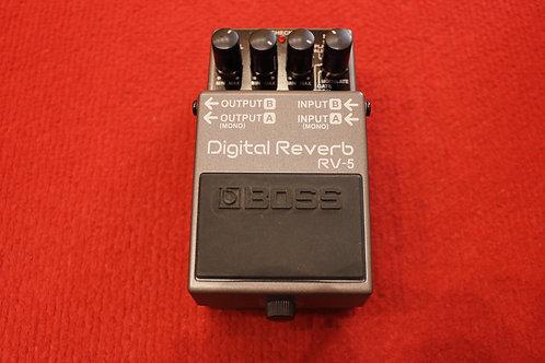 Boss RV-5