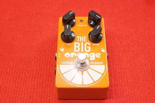 Caline The Big Orange Overdrive