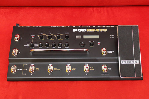 Line 6 Pod HD400
