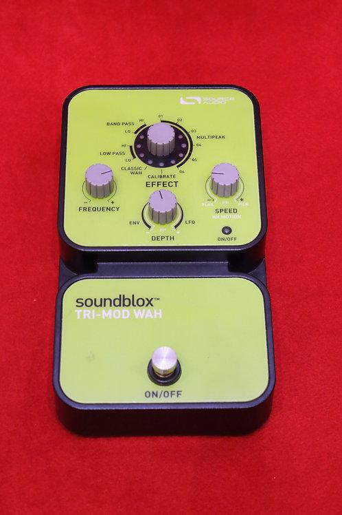 Soundblox Tri-Mod Wah SA121