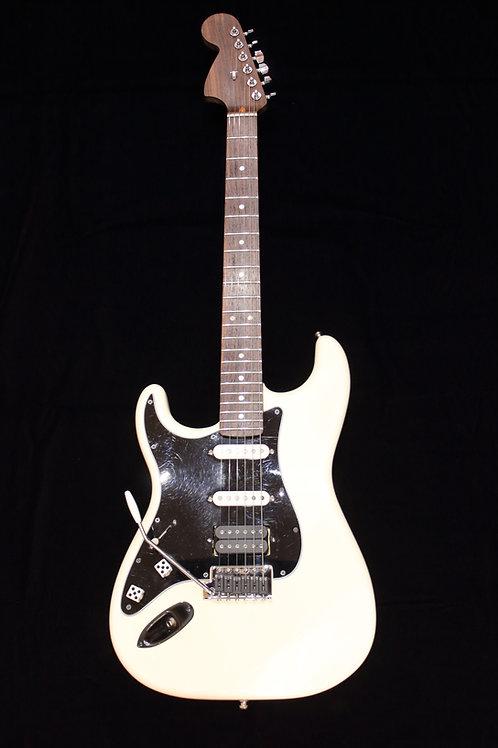 Partscaster Stratocaster Warmoth HSS Zurdos