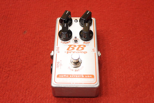Xotic BB Preamp Custom Shop