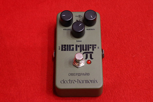 Big Muff Green Russian