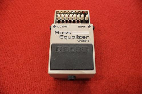 GEB-7 Ecualizador