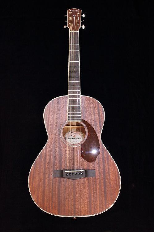 Fender Paramount PM-2 Parlor All Mahogany
