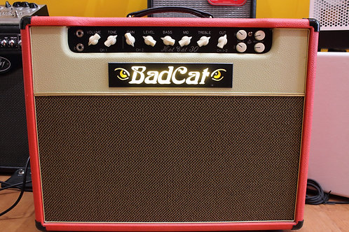 Bad Cat Hot Cat 30 Ltd Red