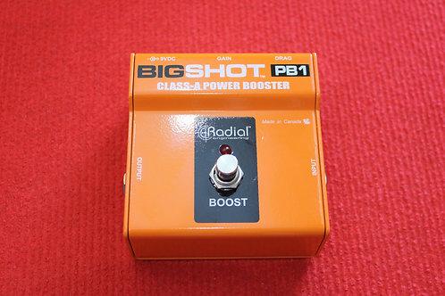Radial ToneBone BigShot PB-1