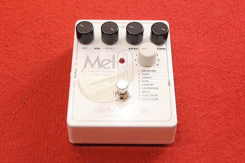 Electro Harmonix Mel9 Tape Relay Machine