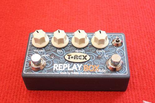 T-Rex Replay Box Delay