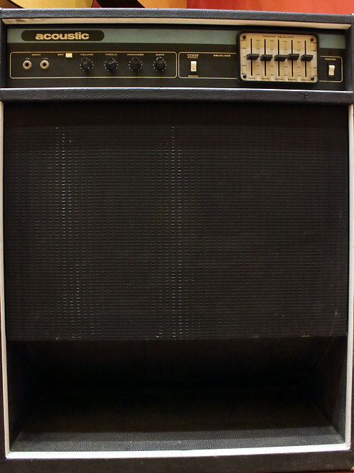 Acoustic Control Model 126 100W
