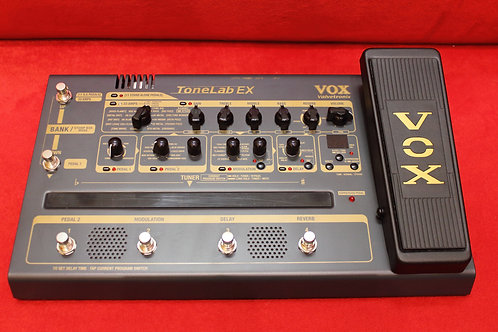 Vox Tonelab EX Valvetronix