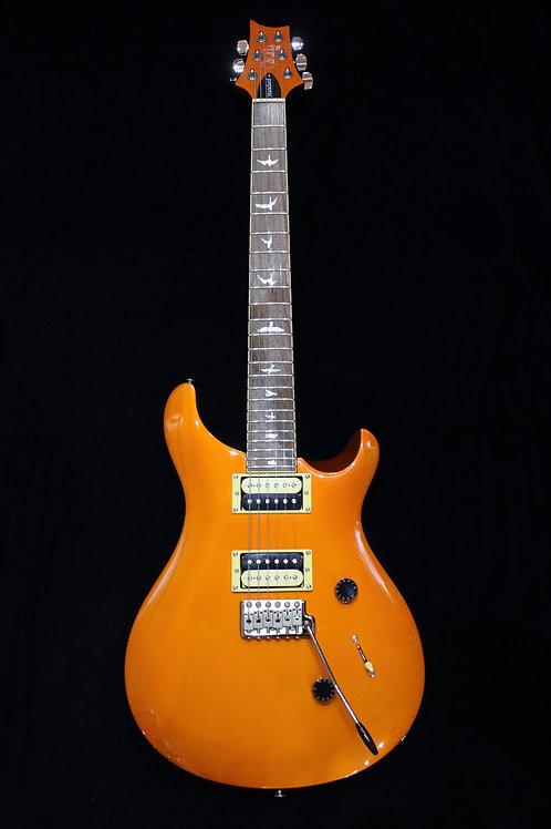 PRS SE Standard Custom 24 Orange Metallic