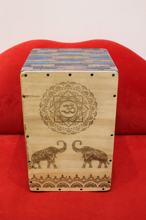 Cajon Flamenco India