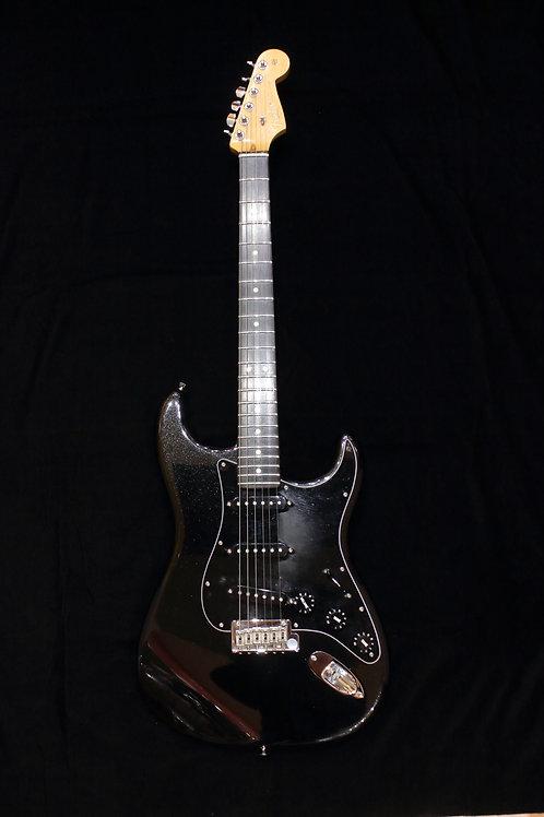 Fender American Limted Ed Blackout Stratocaster 2015