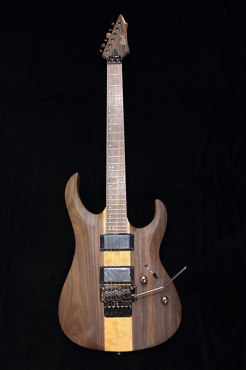 Cort X-15th Anniversary Open Pore Natural Vintage